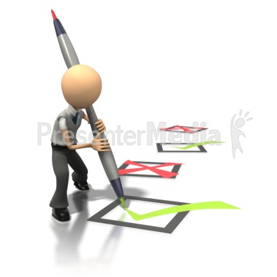 Check Marking - Education and School - Great Clipart for ...