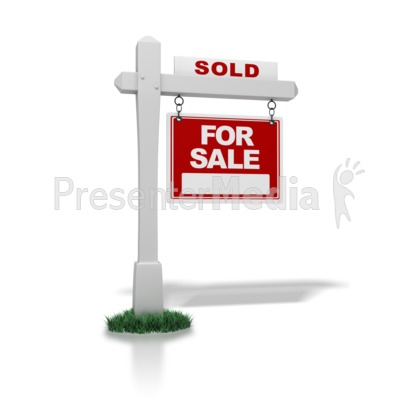 Real Estate Sign Sold - Signs and Symbols - Great Clipart for ...