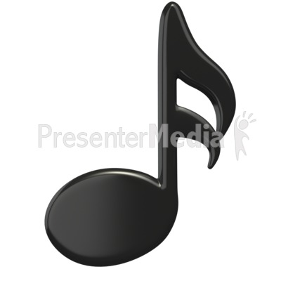 Music Sixteenth Note - Signs And Symbols - Great Clipart For