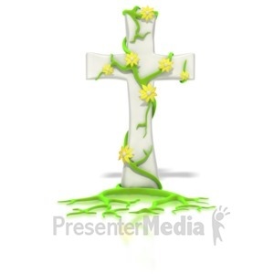 ID# 1531 - Flower Vine Of Life - Presentation Clipart