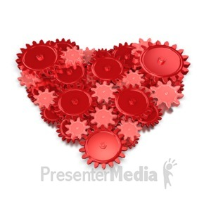 3d valentines day clipart and animations presentermedia blog rh presentermedia com Animated Hearts Valentine's Day free animated valentine clipart
