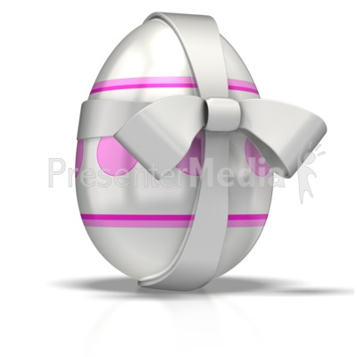 Easter egg gift holiday seasonal events great clipart for easter egg gift presentation clipart negle Gallery