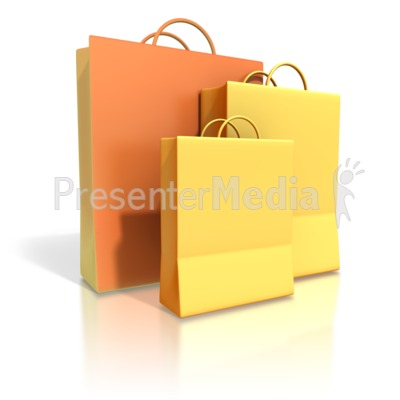Shopping Bags Sale - Home and Lifestyle - Great Clipart for ...