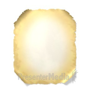ID# 2264 - Old Parchment - Presentation Clipart