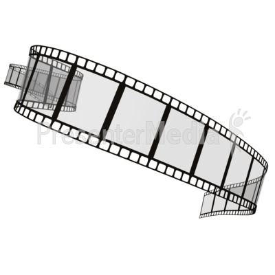 Film Strip PowerPoint Clip Art