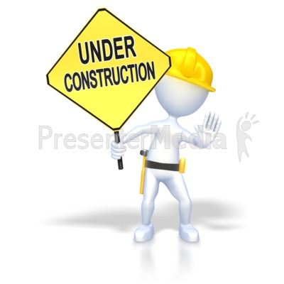 Under Construction  PowerPoint Clip Art