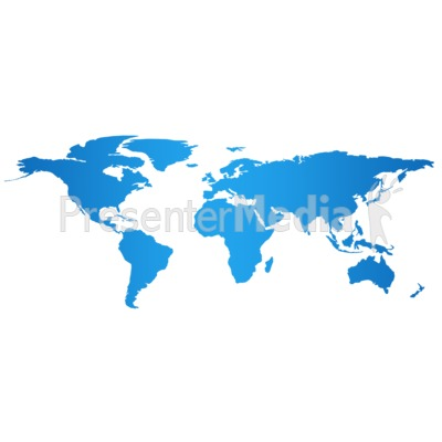 Blue flat world map education and school great clipart for blue flat world map presentation clipart gumiabroncs Image collections