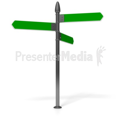 direction sign signs and symbols great clipart for presentations rh presentermedia com street sign clip art free editable street sign clip art images