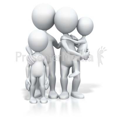 Family of Four Photo - Home and Lifestyle - Great Clipart for ...