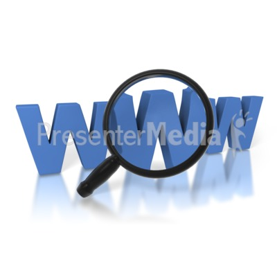 Www Magnify Glass Search PowerPoint Clip Art