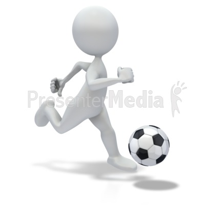 football figures powerpoint backgrounds - photo #13