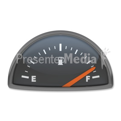 Fuel Gauge Full - Signs and Symbols - Great Clipart for ...