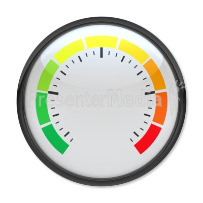 Blank Pressure Gauge Signs And Symbols Great Clipart For