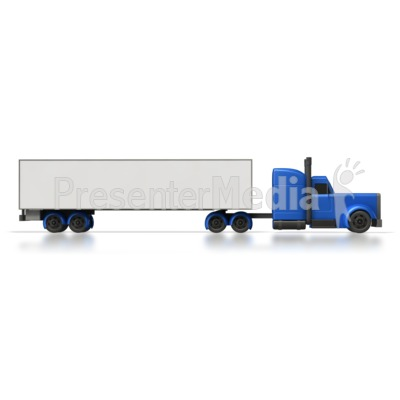 Semi Truck Outline Drawing - Presentation Clipart - Great Clipart ...