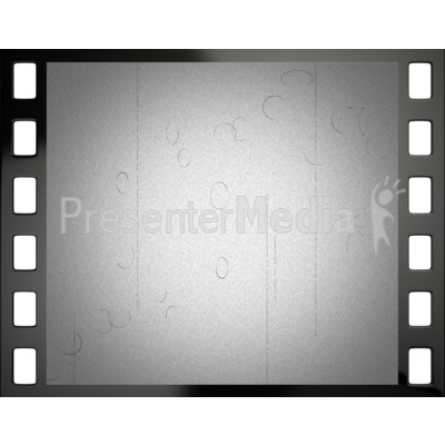 Old Film Frame PowerPoint Clip Art