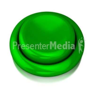 Video Game Style Button PowerPoint Clip Art