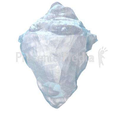 Iceberg PowerPoint Clip Art
