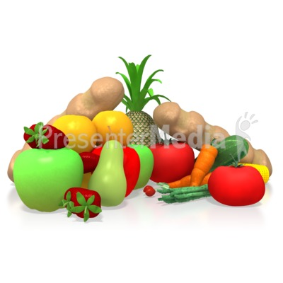 Healthy Food - Home and Lifestyle - Great Clipart for ...
