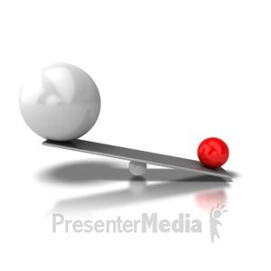 ID# 5460 - Balance Advantage - Presentation Clipart