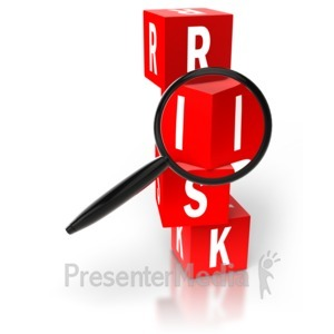 ID# 5472 - Risk Assessment - Presentation Clipart