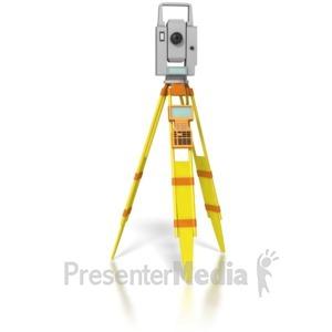 ID# 5557 - Tachymeter - Presentation Clipart