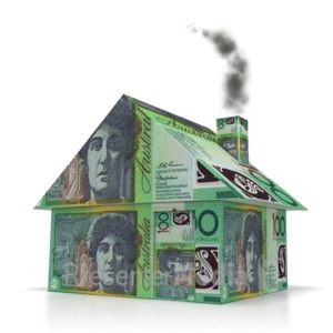 ID# 6294 - Australian Money House - Presentation Clipart