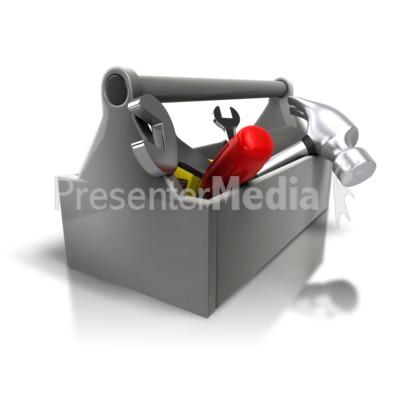 Toolbox Kit Fix PowerPoint Clip Art