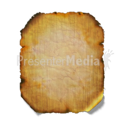 Burned parchment signs and symbols great clipart for burned parchment powerpoint clip art toneelgroepblik Gallery