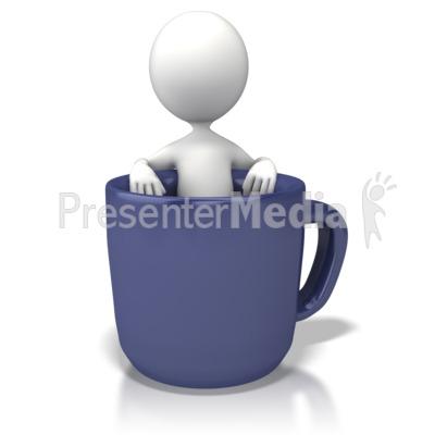 Coffee Break PowerPoint Clip Art