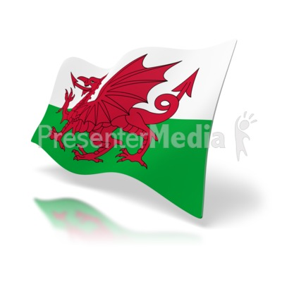 Wales Flag - Signs and Symbols - Great Clipart for Presentations ...