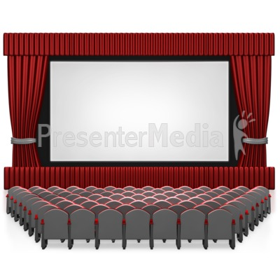 Classic Movie Theater Marquee - Sports and Recreation - Great ...