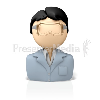 Lab Technician Icon - Signs and Symbols - Great Clipart for ...