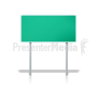 Interstate Road Sign - Presentation Clipart - Great Clipart for ...