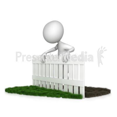 Grass Is Always Greener PowerPoint Clip Art