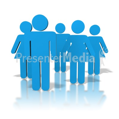 Group Of People PowerPoint Clip Art