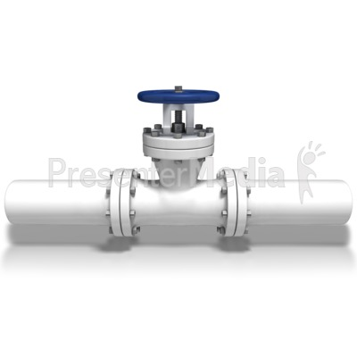 Construction Pipes Turn Valve - Presentation Clipart - Great ...