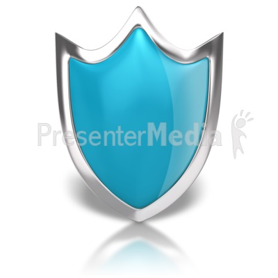 Blank Shiny Shield - Presentation Clipart - Great Clipart for ...