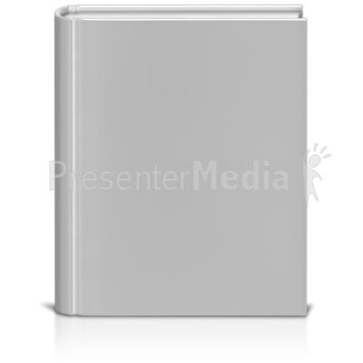 Custom Book Cover - Presentation Clipart - Great Clipart for ...