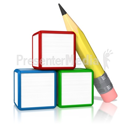 ABC Blocks - Signs and Symbols - Great Clipart for Presentations ...