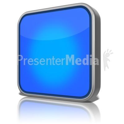 Blank App PowerPoint Clip Art
