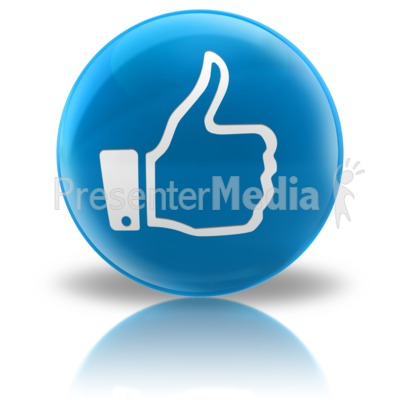Media Icon - Like PowerPoint Clip Art
