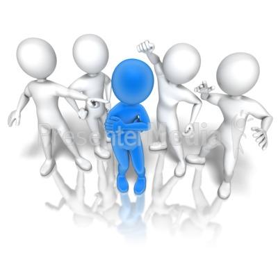 Stick figure group bullying id 9796 stick figure group bullying presentation clipart toneelgroepblik Images