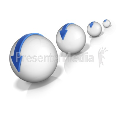 Snow Ball Effect PowerPoint Clip Art
