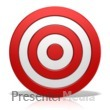 ID# 11042 - Single Target - Presentation Clipart