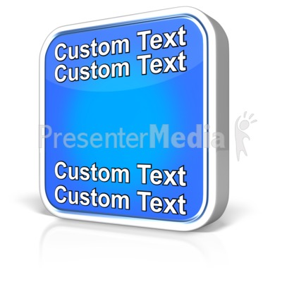 Blank App Text PowerPoint Clip Art