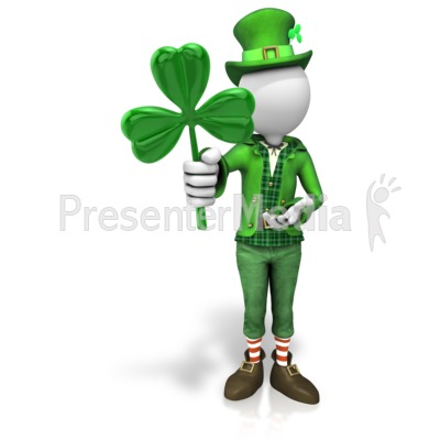 Luck Of The Irish PowerPoint Clip Art