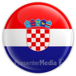 ID# 11505 - Croatia - Presentation Clipart