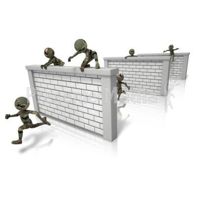 Military Stand At Attention - 3D Figures - Great Clipart for ...