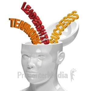 ID# 11588 - Open Head Phrases - Presentation Clipart