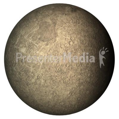 mercury planet clipart - photo #12